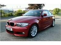 BMW 1 Series 120D 2.0 M Sport 85K Bargain for this weekend only £8195