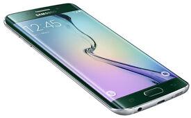 Samsung Galaxy S6 Edge Mobile Phone - GREEN