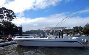 GULF CRAFT 31 DOLPHIN Sans Souci Rockdale Area Preview