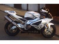 Aprilia rsv 1000r not Honda Ducati Yamaha ktm Suzuki 2010