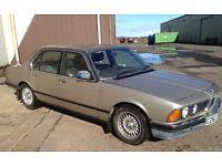 Rare BMW 735i SE Auto E23