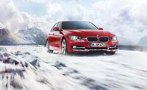 """$999 (TAX-IN) - 17""""BMW 3 Series/ 4 Series/ 4 Series Grand Coupe / X1 / 5 Series Winter Packages + Sailun snow tires"""