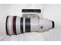 Canon 400mm f2.8 IS