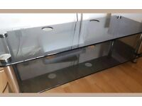 Glass TV stand must go £25 good condition