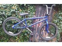 Wethepeople Trust BMX Stunt Bike