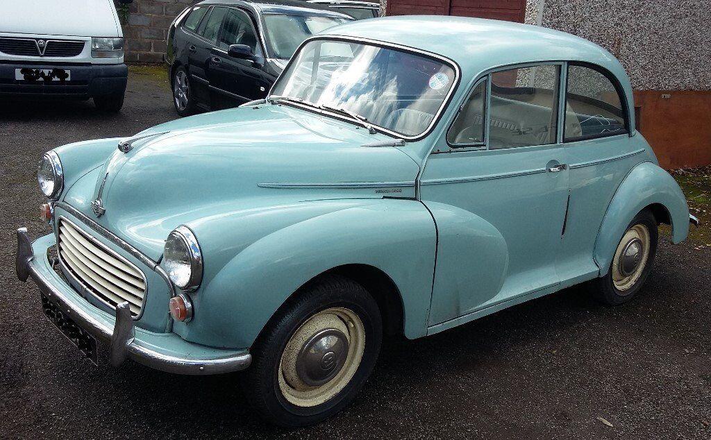 1961 .... MORRIS MINOR 1000
