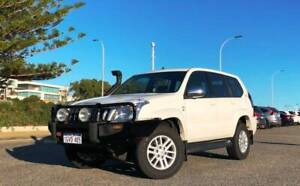 2009 Toyota LandCruiser PRADO GX Auto 8 Seater Low kms 1 Private Owner Hillarys Joondalup Area Preview