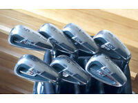 MINT WILSON STAFF Di11 IRONS - £145 - CASH ON COLLECTION ONLY