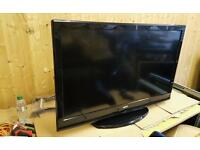 """42""""Sanyo Full Hd 1080p with freeview"""
