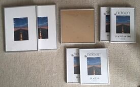 Collection of 7 Nielsen Alluninium frames