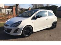 VAUXHALL CORSA 1.2 LIMITED EDITION 2013 (13) * FSH * 1 OWNER * MOT JUL 2018 * JUST BEEN SERVICED *
