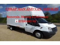 Cheap Man And Van