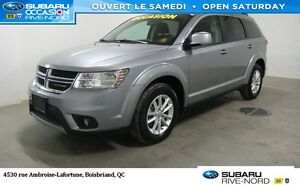 2015 Dodge Journey SXT V6 7PASSAGERS