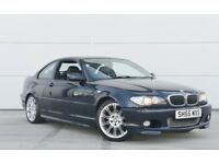 STUNNING BMW E46 325Ci COUPE FACELIFT, MANUAL, FULL HISTORY & MOT!