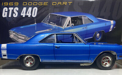 GMP / ACME 1969 Custom Dodge Dart 1/18 Scale TOTAL CUSTOM BUILD 1 Of 1