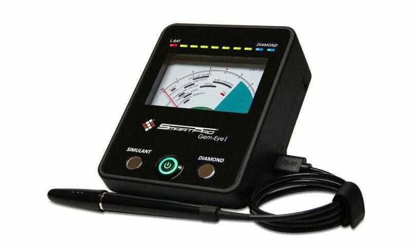 SMARTPRO ® SPGE-I Gem Eye I Gem and Diamond Tester Smart Pro