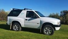 1997 Holden Frontera Spots (4x4) Small four wheel drive Mannum Mid Murray Preview