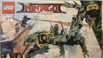 Lego Ninjago Movie - Green Ninja Mech Dragon - 70612