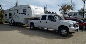 Seeking property to rent for an RV