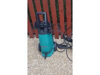 Bosch Pressure Washer like new with attachments