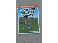Minecraft secret and cheat book