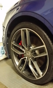 2015 factory AUDI S3 RIMS  Mint Cond.