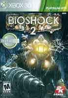 Bio shock 1 and bio shock 2 for xbox 360,both games for $30