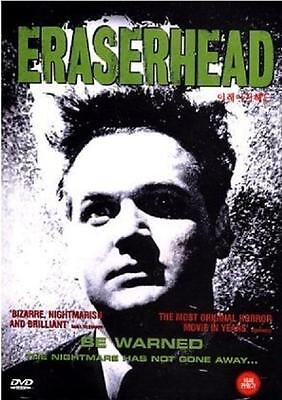 ERASERHEAD (1977) DVD - David Lynch (New & Sealed)