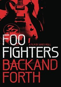 FOO-FIGHTERS-Back-And-Forth-DVD-NEW-Documentary
