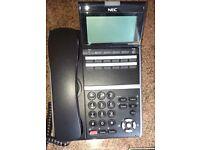 Nec telephone system