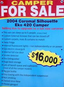 Coromal Silhouette Camper Burpengary Caboolture Area Preview