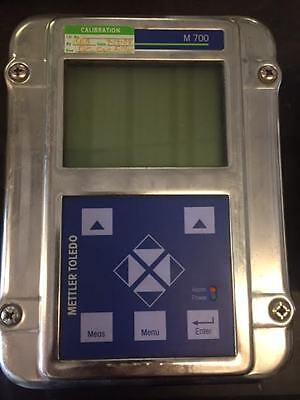 Mettler Toledo M700 Controller Transmitter