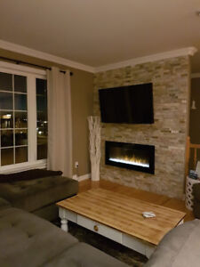 3 Bedroom Home (fully furnished/non furnished option) WIFI Inc.