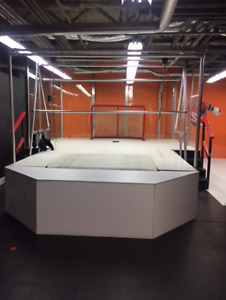 Small Business FOR SALE Cutting Edge Hockey Facility