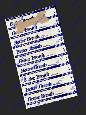 120 Large Nasal Strips Breathe Better   Reduce Snoring Right Now  100 20