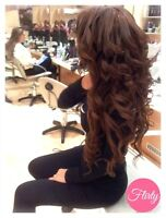 Flirty Hair Extensions - TAPE EXTENSIONS, MICRO LINKS, CLIP INS