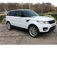 2017 Land Rover - Lease Take Over
