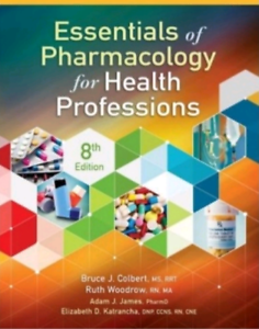 Essentials of Pharmacology for Health Professions 8th Edition