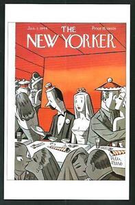 Peter-Arno-Copertina-per-The-New-Yorker-del-1944-cartolina-moderna
