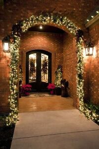 PROFESSIONAL CHRISTMAS LIGHT INSTALLATION - FREE QUOTE Downtown-West End Greater Vancouver Area image 4
