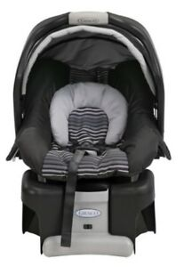 Graco Snugride 30 with base, insert, and cover