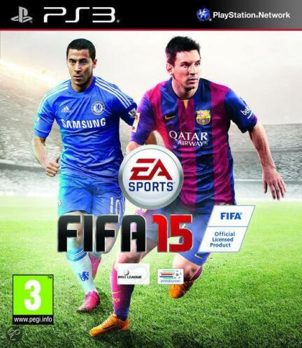 FIFA 15 (PS3) Garantie & morgen in huis!