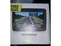 TomTom Start 25 M - Europe/UK FREE LIFETIME MAPS