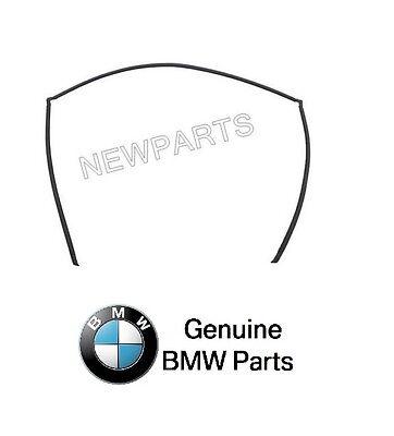 For BMW 528i 540i 525i 530i Rear Upper Windshield Moulding Trim Seal Genuine