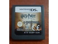 Harry Potter and the Deathly Hallows Part 2 DS Game.