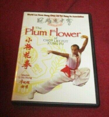 The Plum Flower of Choy Lay Fut Kung Fu DVD Master Li Siu Hung, Sifu Joe Keit