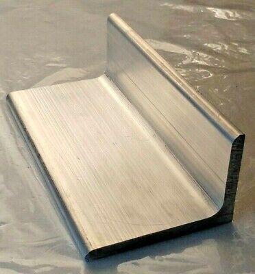 2 X 3 Aluminum Angle 6061 T6 X 6-long X 14thick-2 X 3 X 14 6061