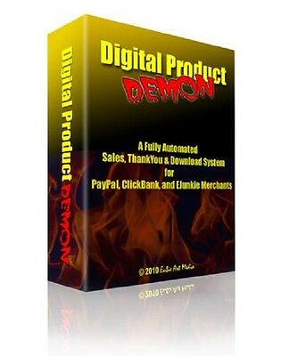 Easily Sell Digital Products With Just A Paypal Account