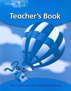 Little Explorers B: Teacher's Book (Macmillan English), Fidge, Louis, New Book