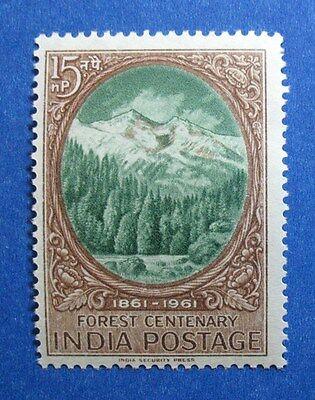 1961 INDIA 15NP SCOTT# 347 S.G.# 445 UNUSED NH  CS11712